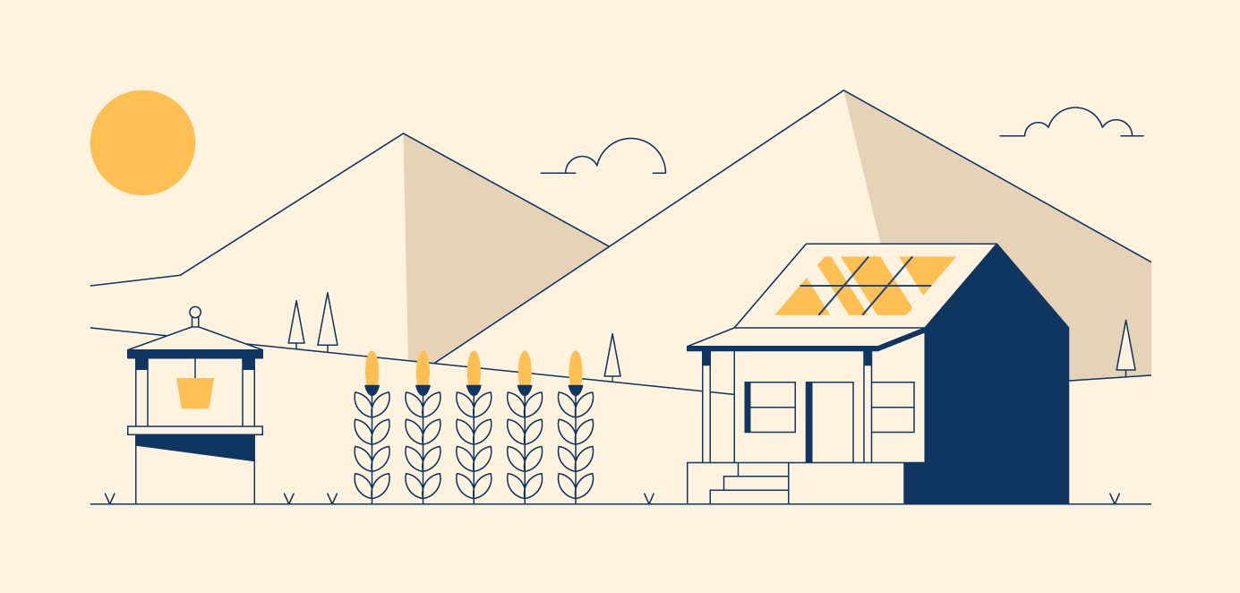 How to Build a Life Off the Grid