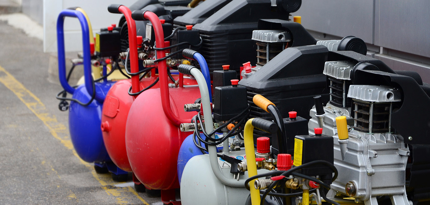 4 Types of Air Compressors: Which is Right for Your Project?