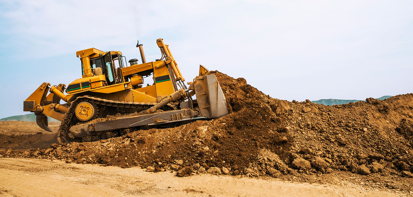 Bulldozer Types, Parts and Their Uses