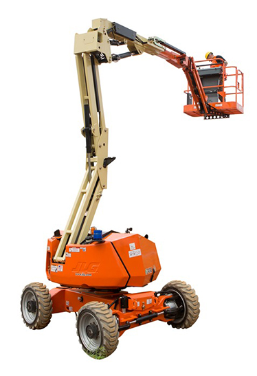 34 ft Diesel/Dual Fuel Articulating Boom Lift