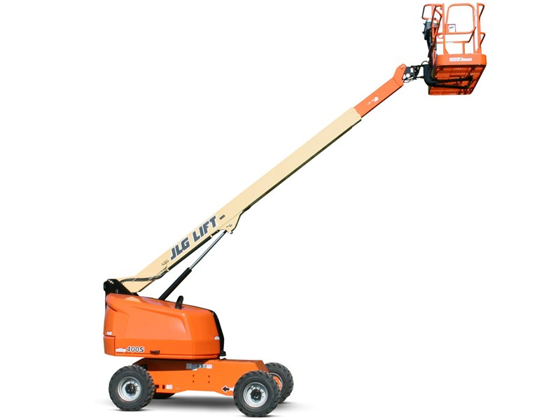 40 ft Diesel/Dual Fuel Telescoping Boom Lift