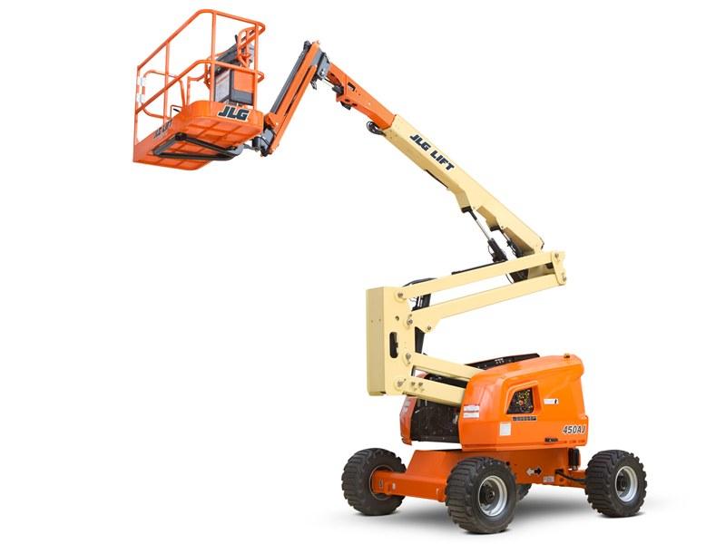 45 ft Articulating Boom Lift