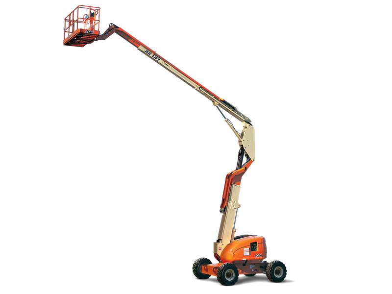 60 ft Electric Articulating Boom Lift