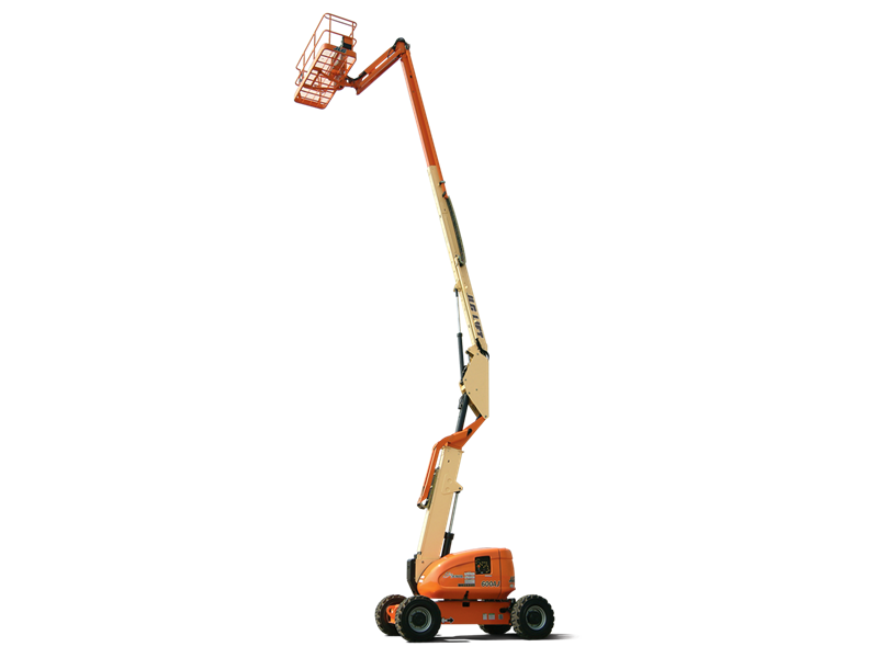 60 ft Diesel/Dual Fuel Articulating Boom Lift