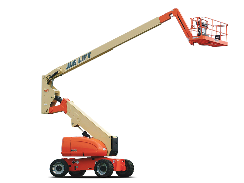 80 ft Diesel/Dual Fuel Articulating Boom Lift