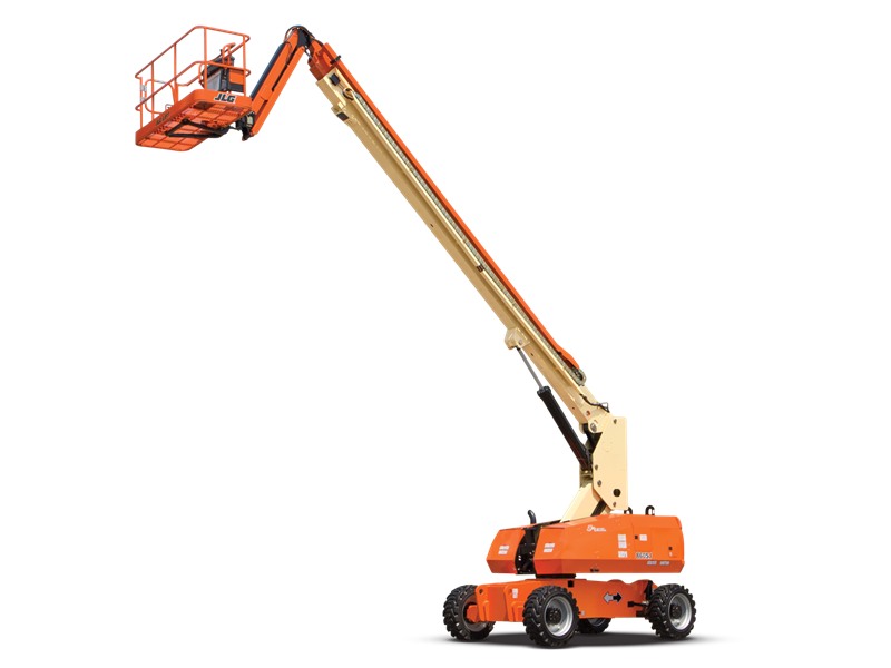 85 ft Diesel/Dual Fuel Telescoping Boom Lift