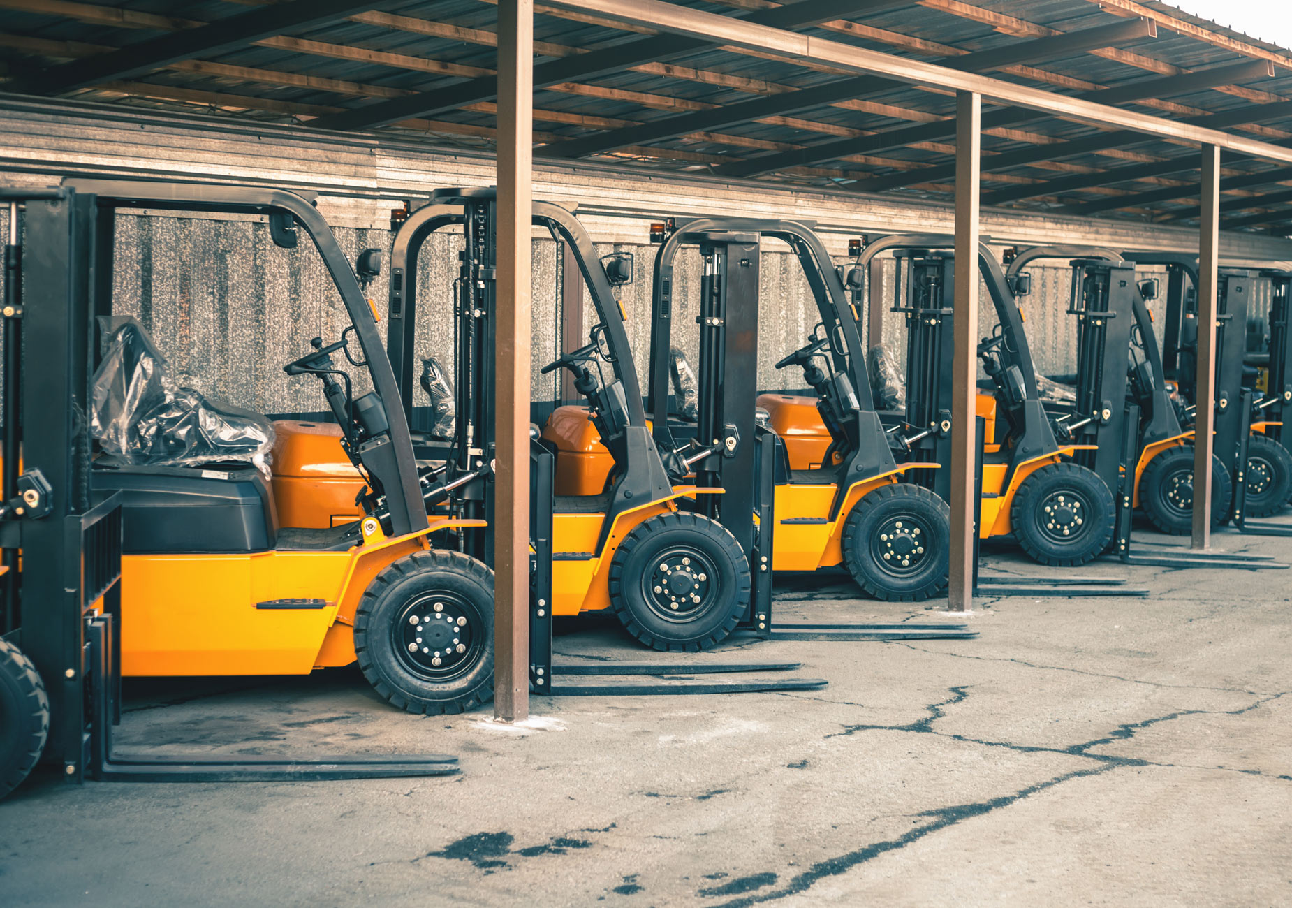 Common Forklift Rental Prices For Your Next Project