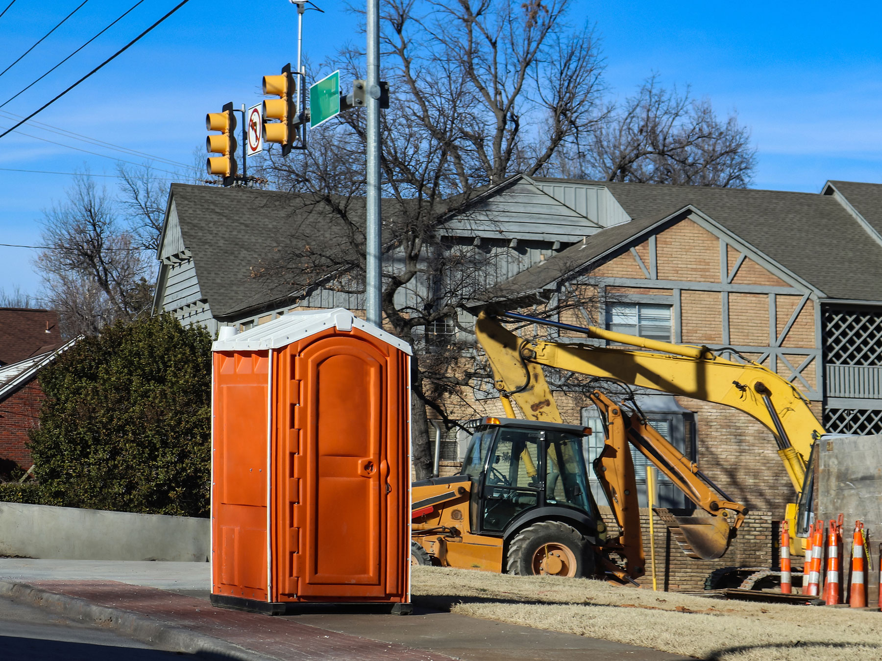 How do Porta-Potties Work?