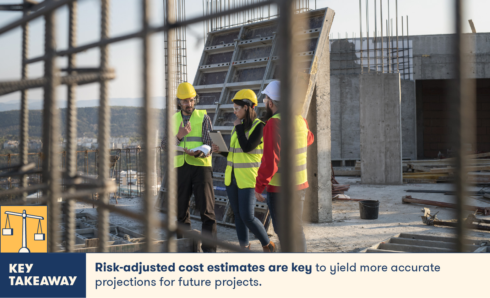 risk adjusted costs are key