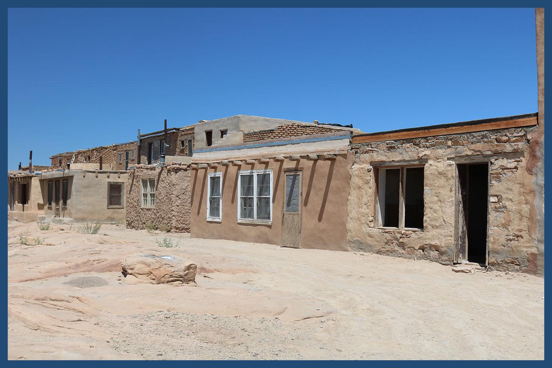 Acoma Pueblo in New Mexico