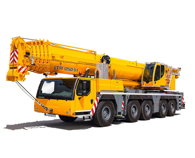 200-299 ton Operated Crane