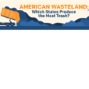 American Wasteland:  Which States Produce the Most Trash?