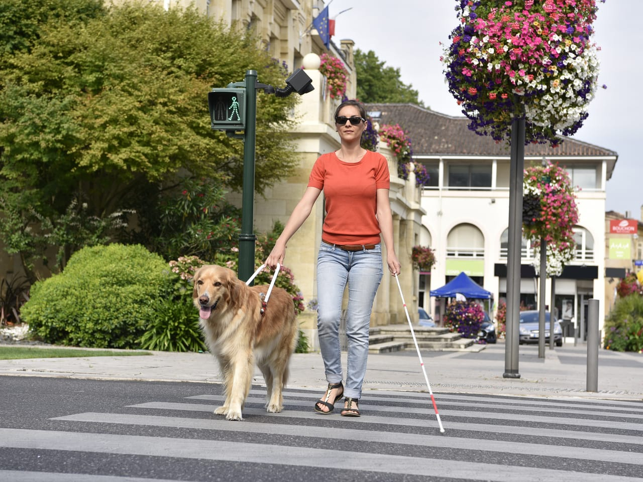 The Ultimate Guide to Designing and Navigating Spaces for People with Vision Impairment