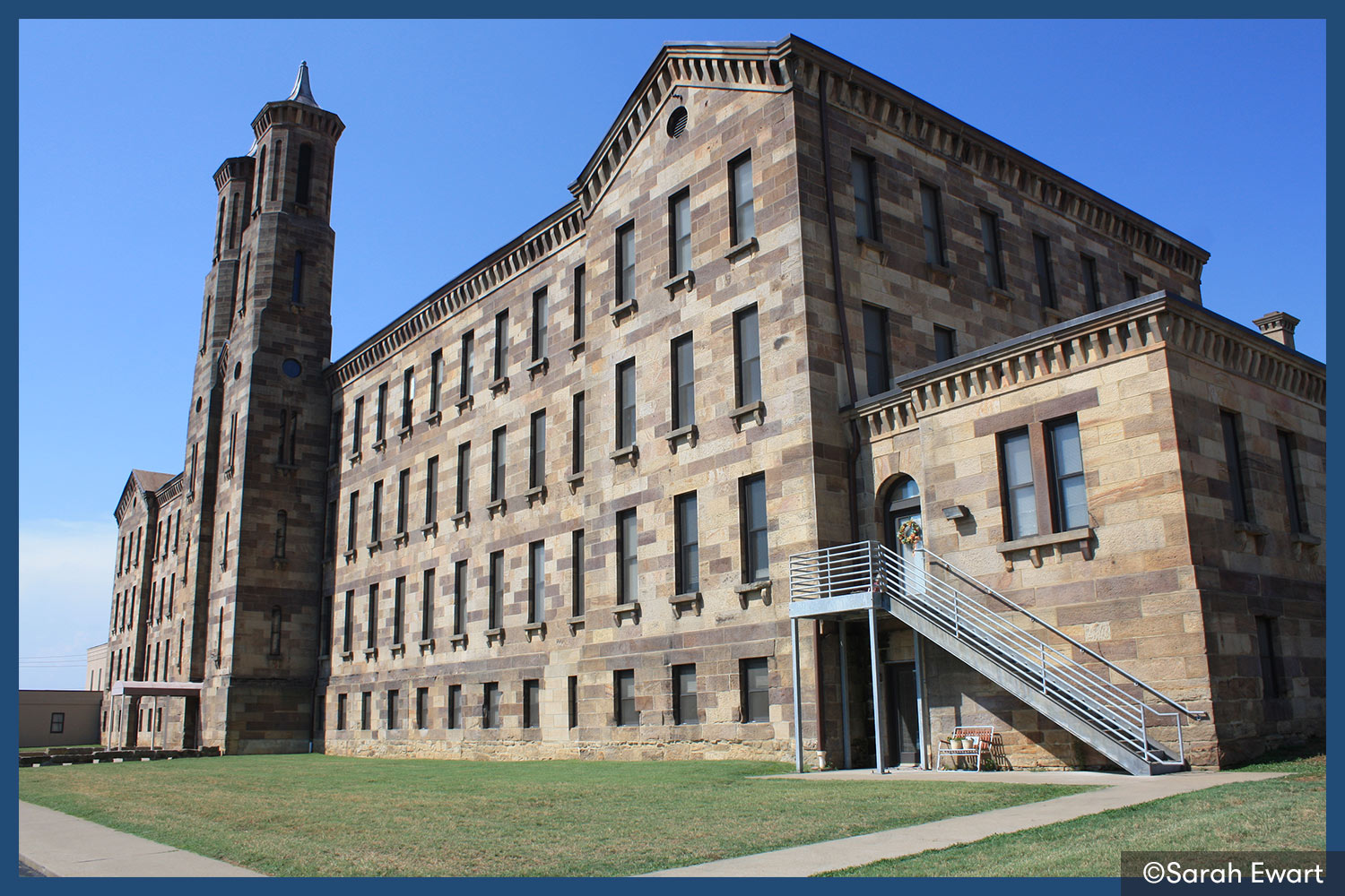 Cannelton Cotton Mill in Indiana