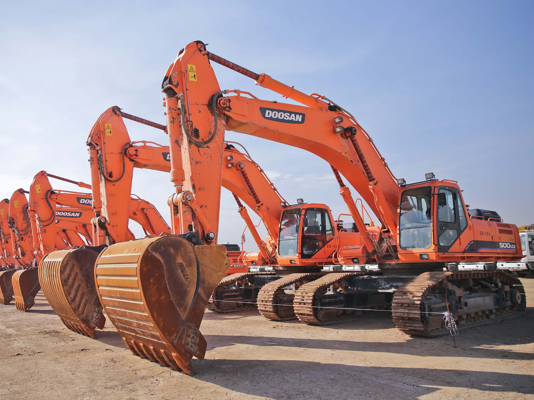 6 Different Excavator Types Their Uses Bigrentz