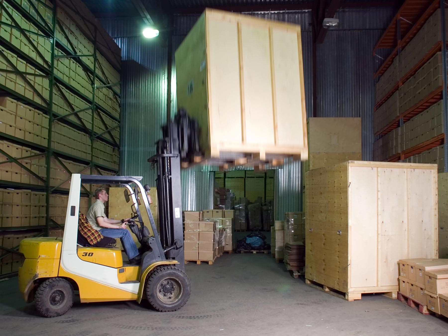 Top 6 Forklift Hazards Every Workplace Should Know