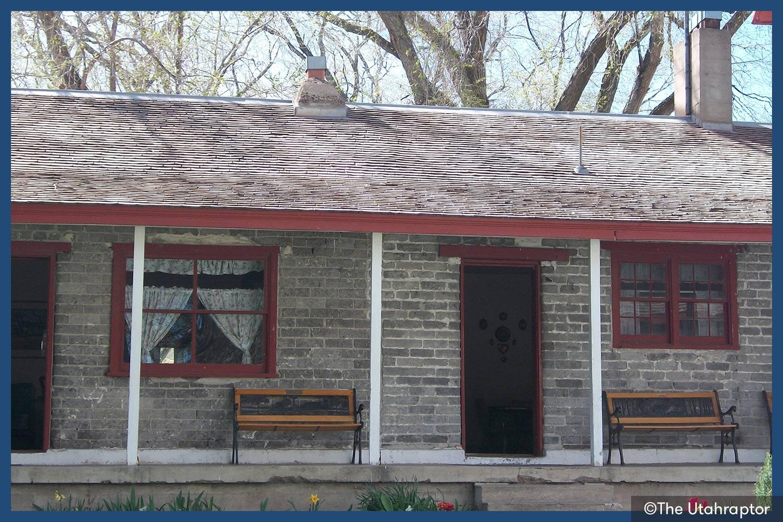 Garr Ranch House in Utah