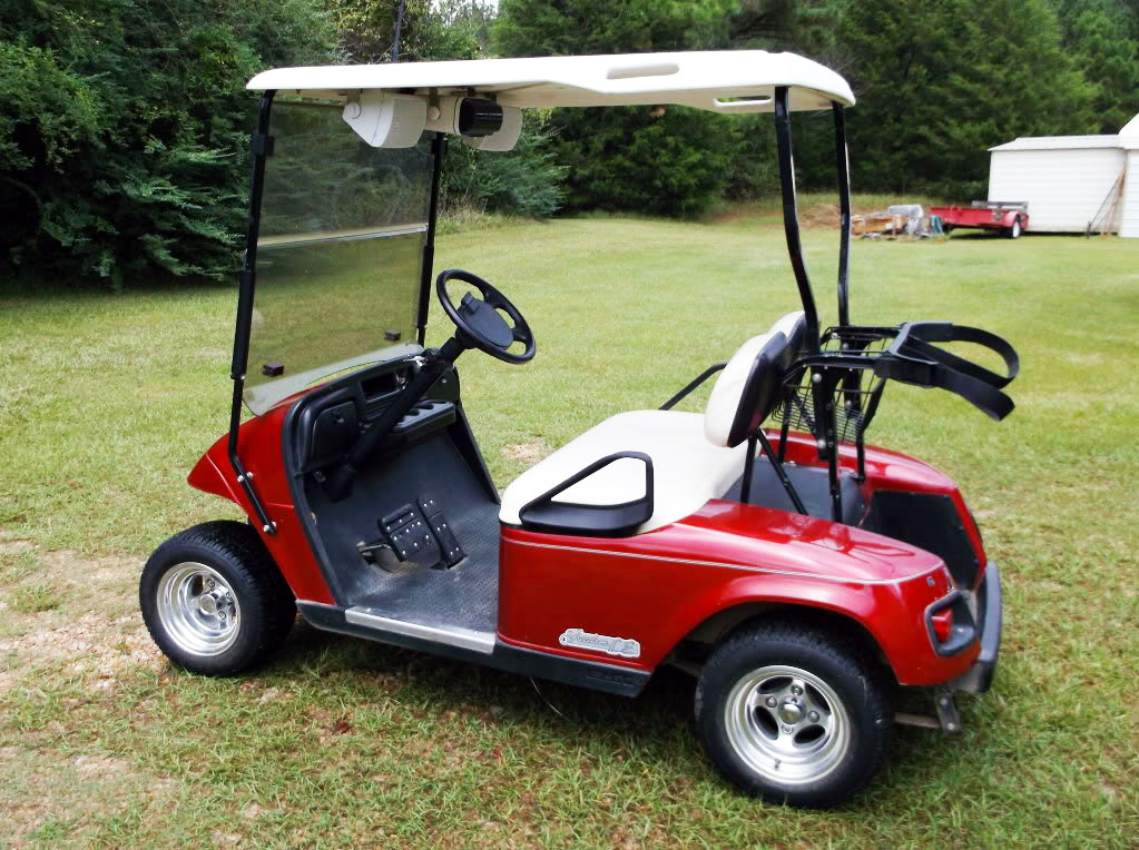 2 Passenger Golf Cart