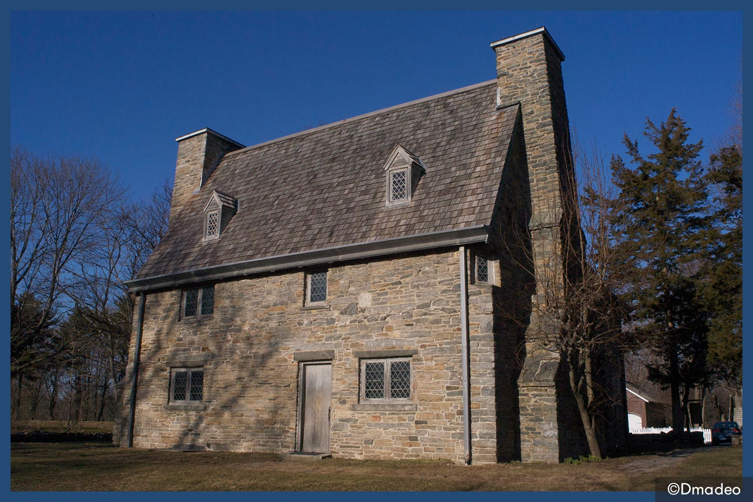 Henry Whitfield House in Connecticut