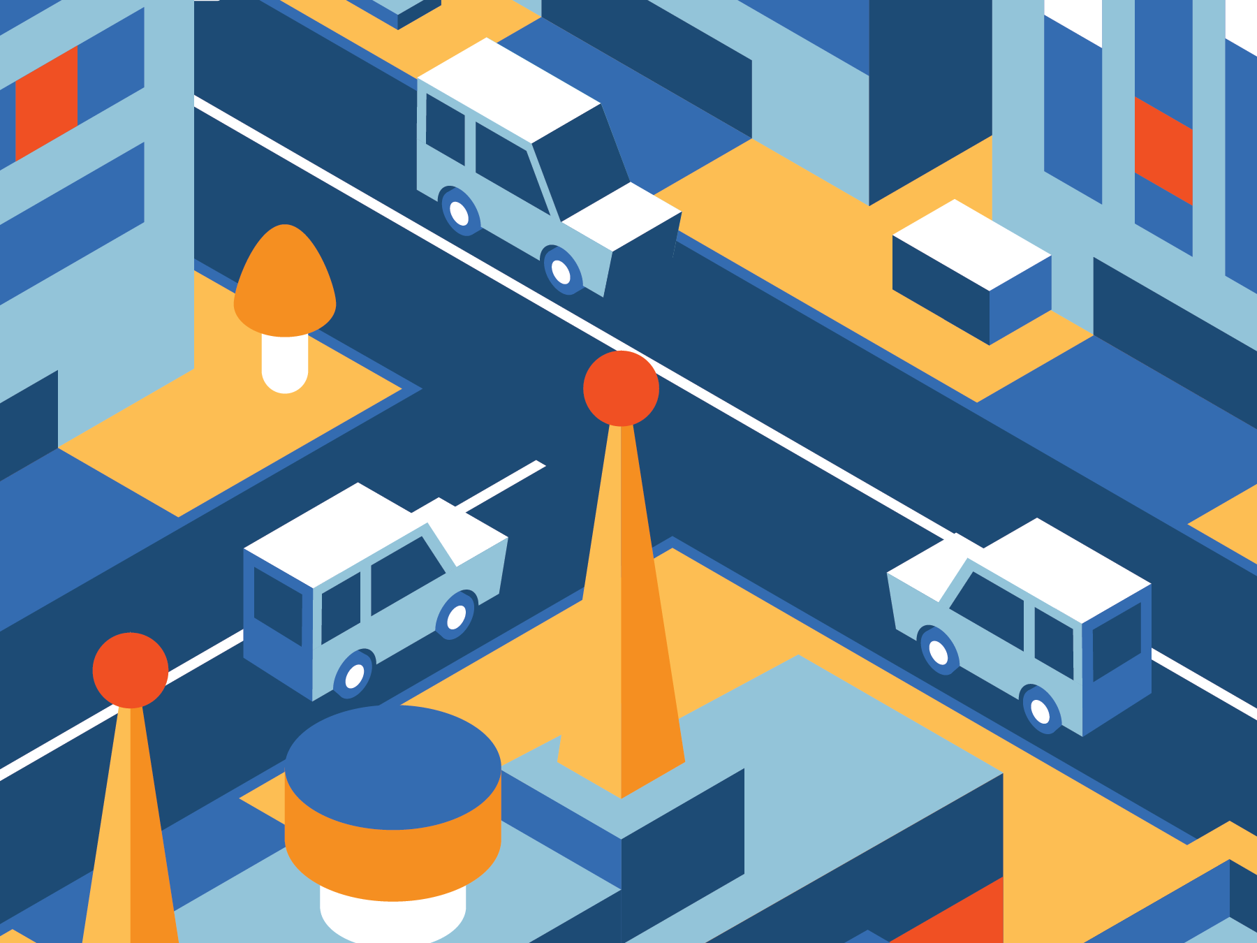 The Anatomy of a Smart City in 2020