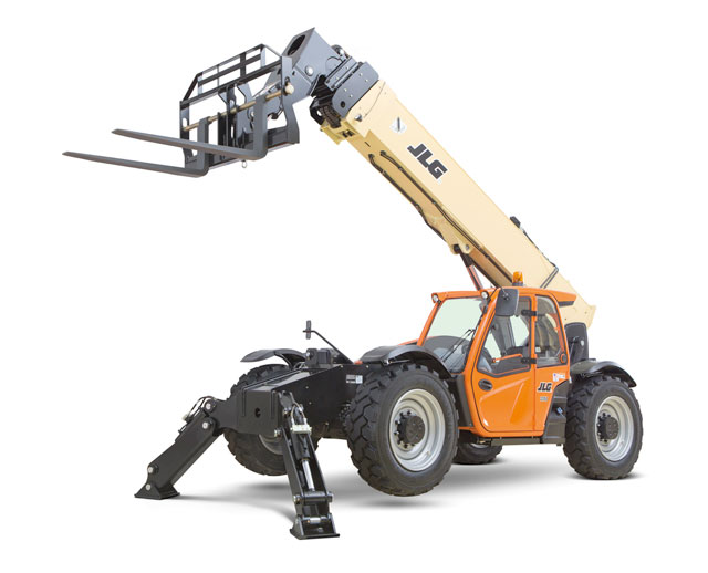 10,000 lbs, 55 ft, Telescopic Forklift