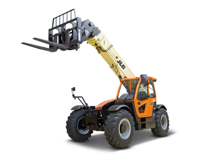 15,000 lbs, 44 ft, Telescopic Forklift
