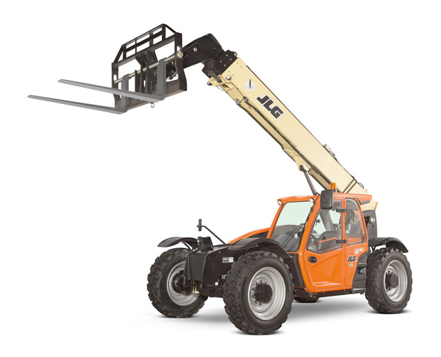 9,000 lbs, 42-45 ft, Telescopic Forklift