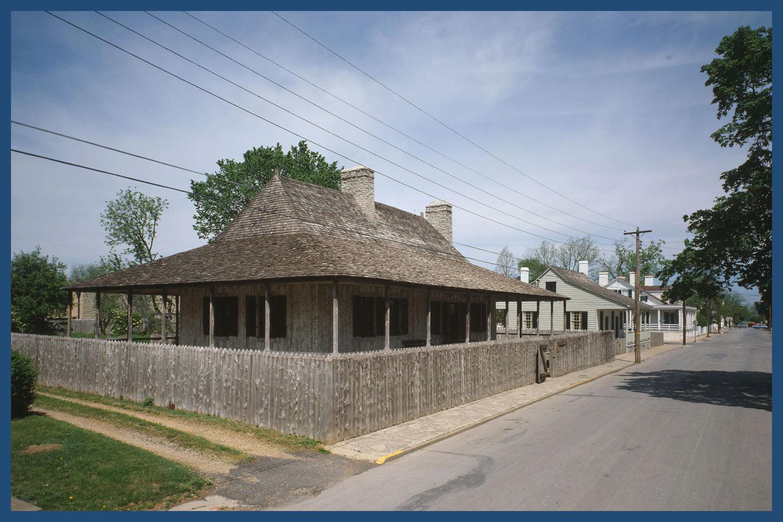 Louis Bolduc House in Missouri