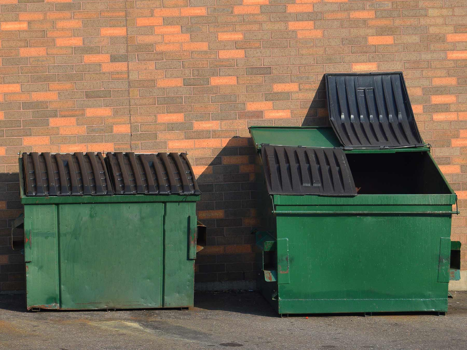 What Can You Put in a Dumpster? An Ultimate Guide – BigRentz