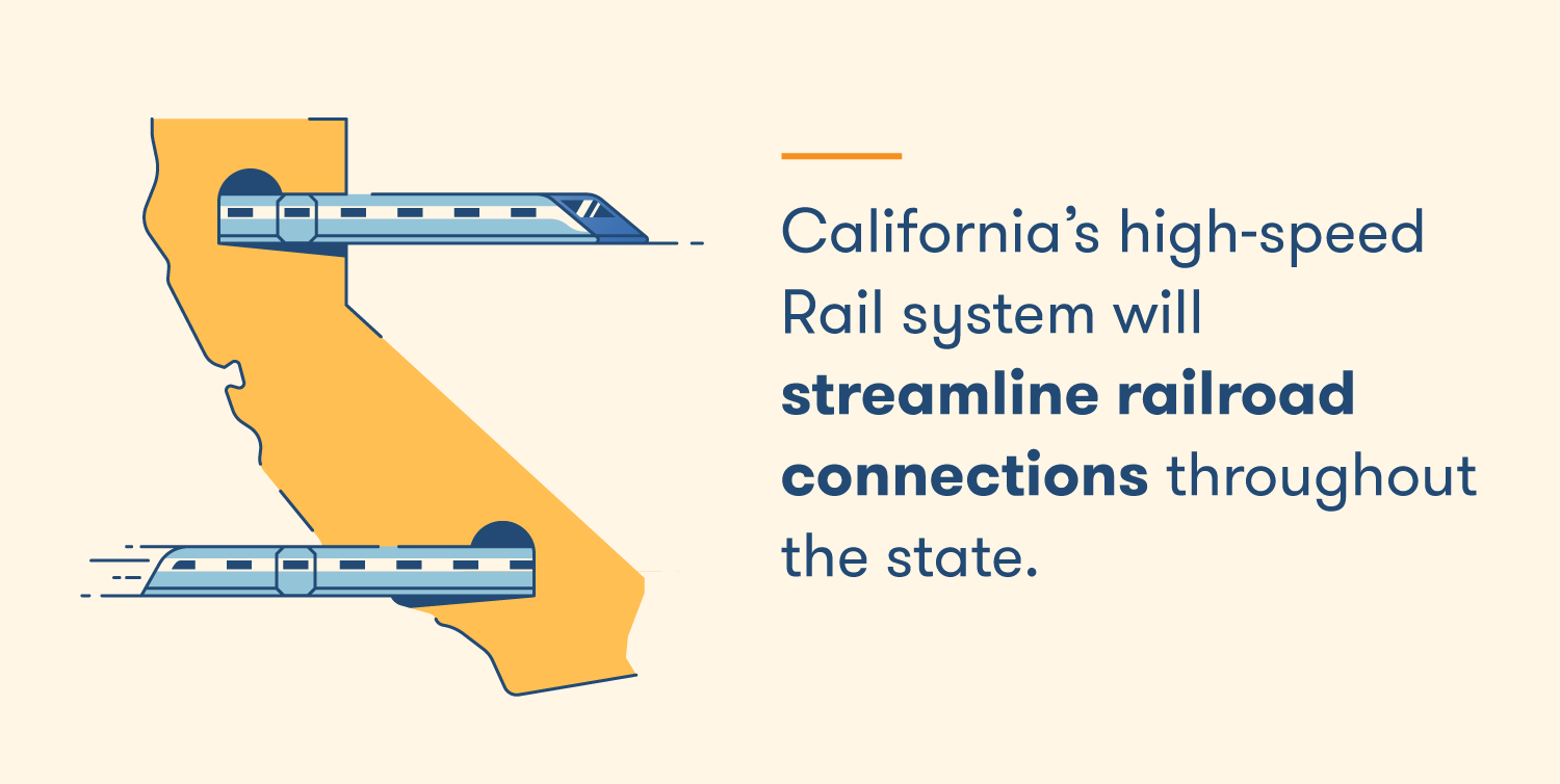 9 Types of Infrastructure - Railroad Infrastructure