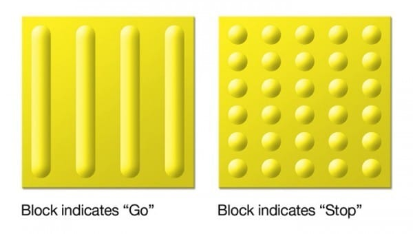 Stop and Go Blocks