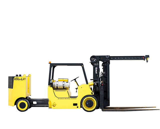 25,000-35,000 lbs, Extendable Counterweight Forklift