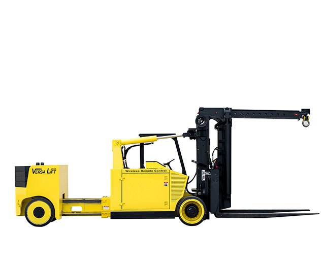 40,000-60,000 lbs, Extendable Counterweight Forklift