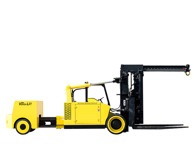 60,000-80,000 lbs, Extendable Counterweight Forklift