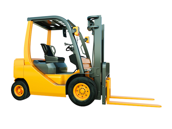 BigRentz Develops New Forklift Rental Program