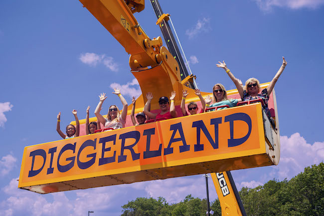 Your Whole Family Can Operate Heavy Equipment Legally in New Jersey Starting Early Summer 2014