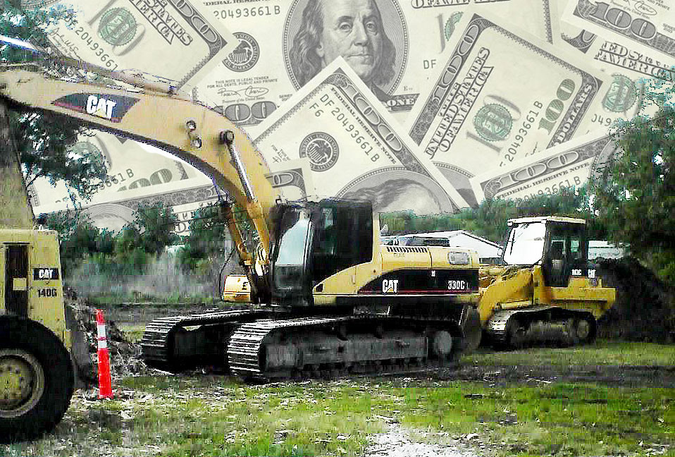 """Big"" Tax Benefits of Renting Versus Purchasing Heavy Equipment"