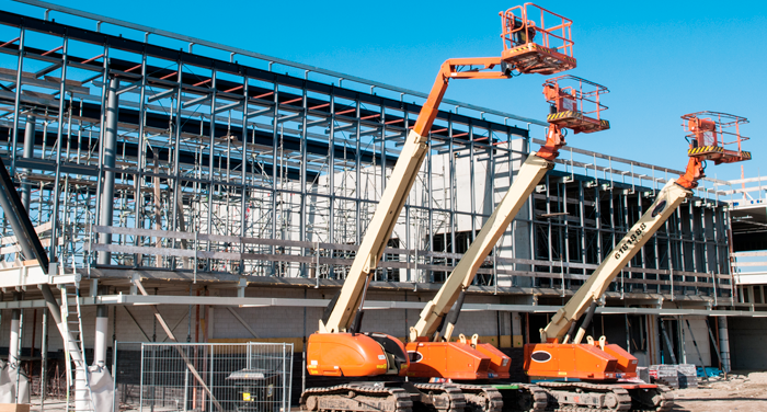 Factors that Impact the Equipment Rental Market