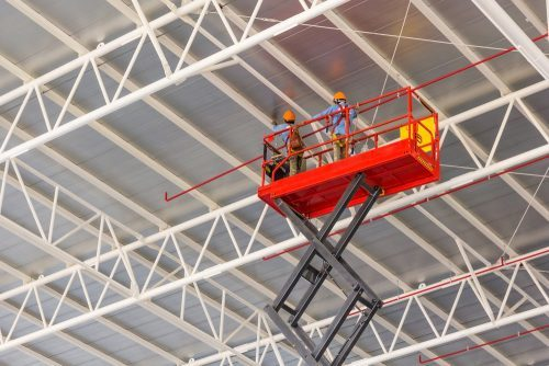 Image of Figuring Out What Type of Scissor Lift You Need