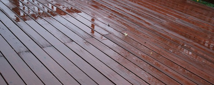 Image of How to Professionally Pressure Wash Your Deck Clean