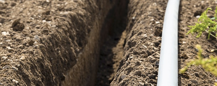 Why You Should Dig a Trench Using a Rototiller