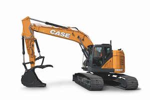 CASE D Series CX245D