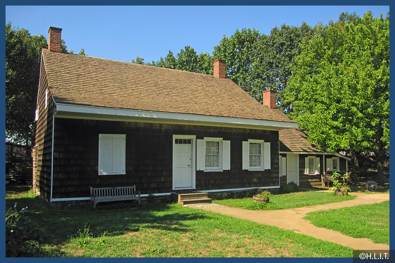 Wyckoff Farmhouse in New York