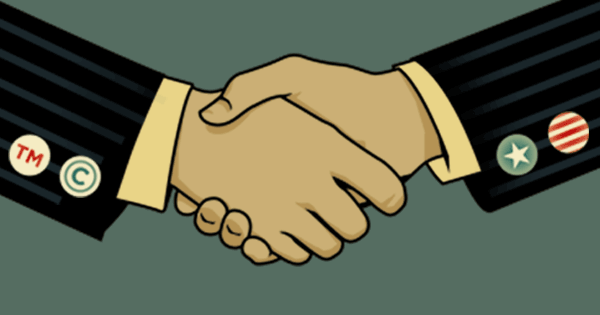 Act tpp digital handshake