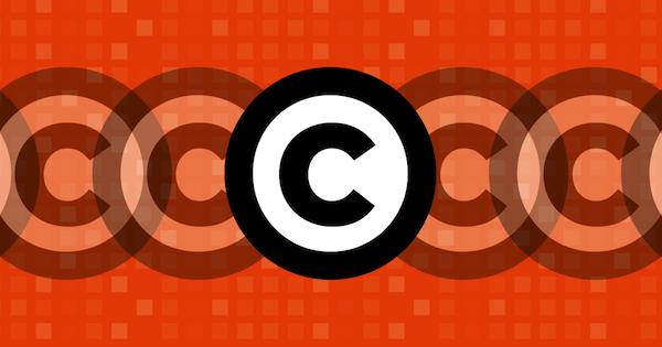 Copyright orange 0