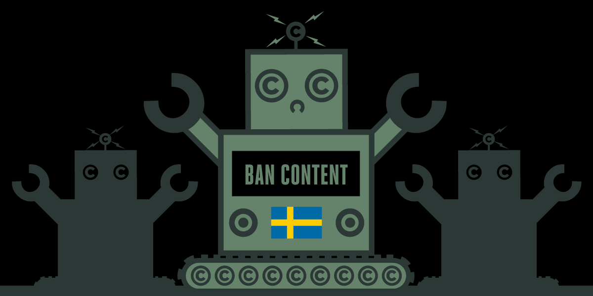 Article 13 sweden