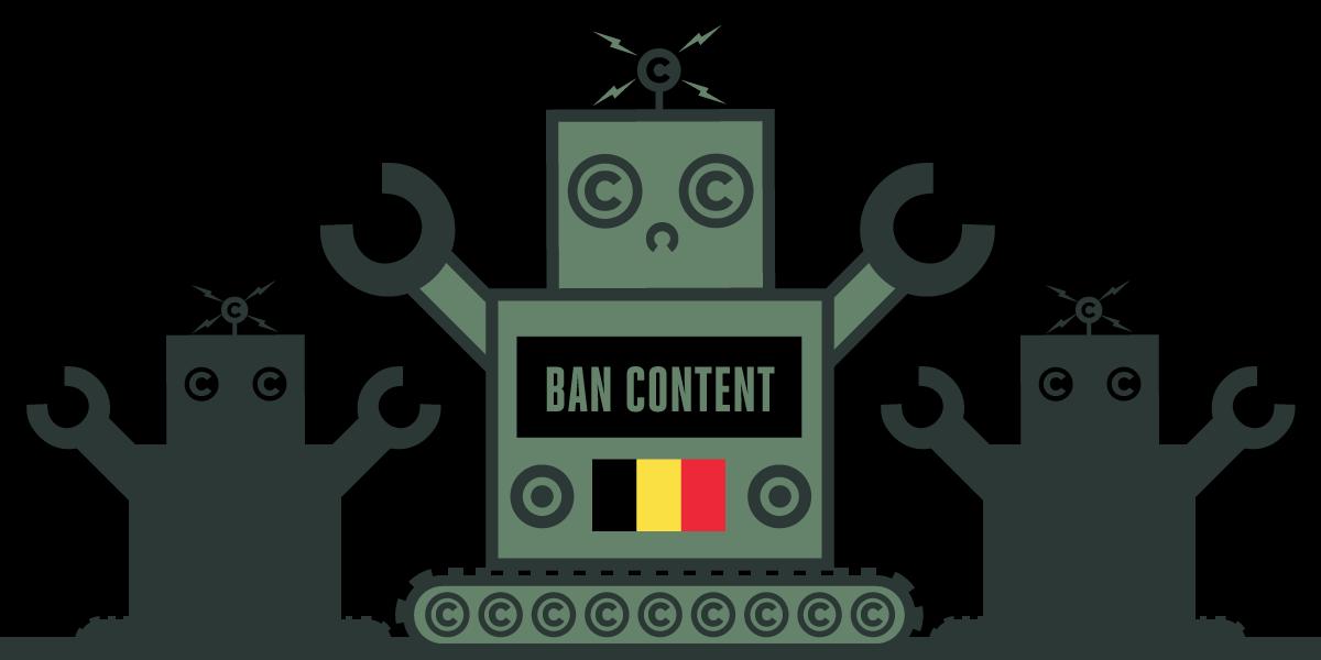 Article 13 belgium