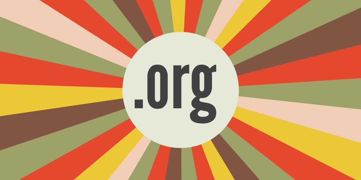 Dot org starburst 1