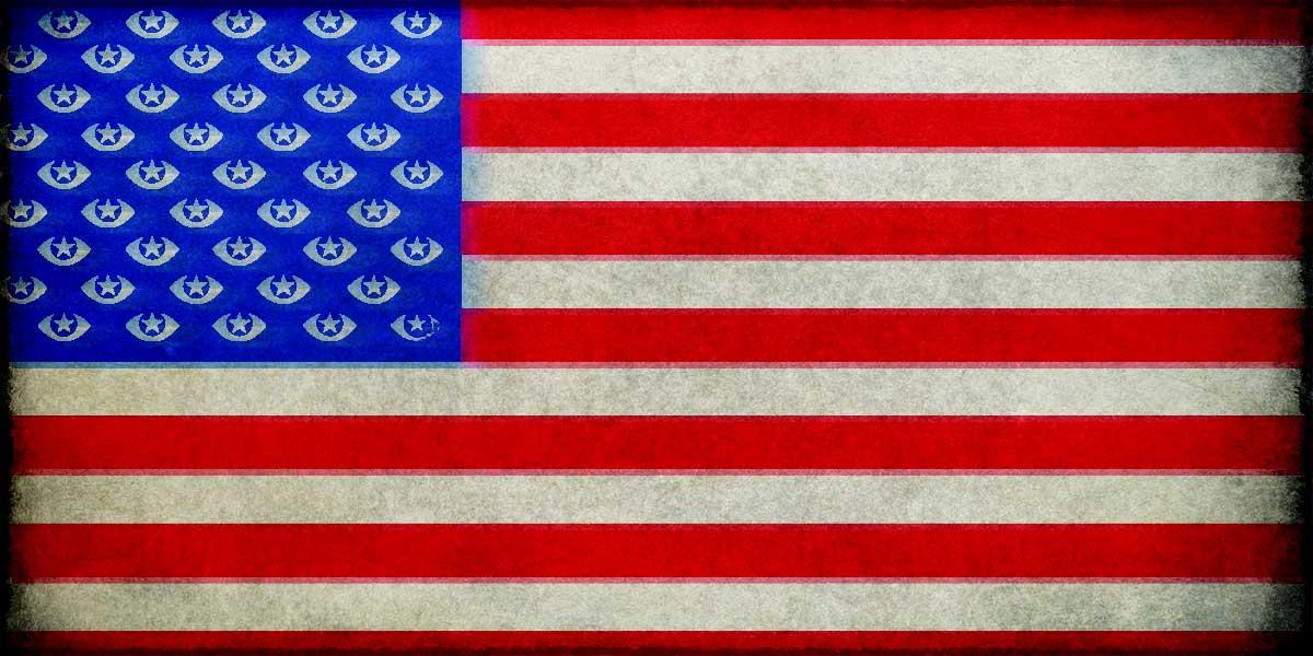 Flag surveillance color