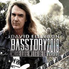 David Ellefson's Basstory
